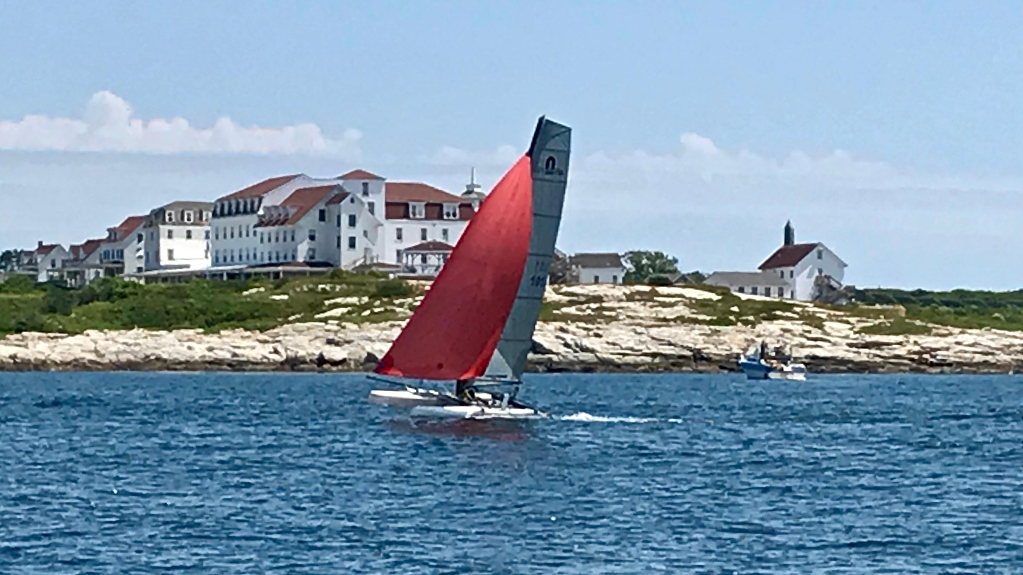 Isle of Shoals Sailing